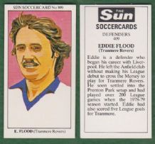 Tranmere Rovers Eddie Flood